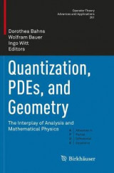 Omslag - Quantization, Pdes, and Geometry