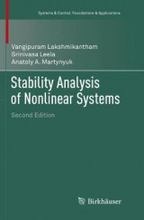 Omslag - Stability Analysis of Nonlinear Systems