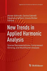 Omslag - New Trends in Applied Harmonic Analysis
