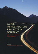 Omslag - Large Infrastructure Projects in Germany