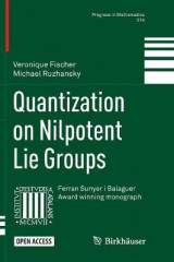 Omslag - Quantization on Nilpotent Lie Groups