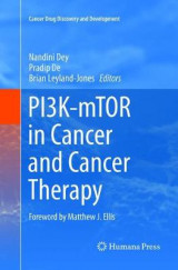 Omslag - Pi3k-Mtor in Cancer and Cancer Therapy