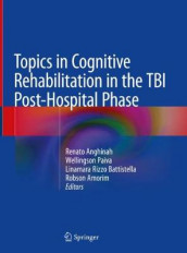 Topics in Cognitive Rehabilitation in the TBI Post-Hospital Phase (Innbundet)