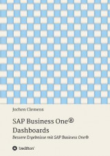 Omslag - SAP Business One(R) Dashboards