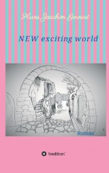 Omslag - NEW exciting world