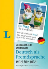 Omslag - Langenscheidt Wortschatz Deutsch ALS Fremdsprache Bild Fuer Bild - German Vocabulary Picture by Picture