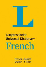 Omslag - Langenscheidt Universal Dictionary French
