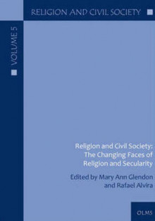 Religion & Civil Society av Mary Ann Glendon (Heftet)
