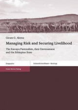 Omslag - Managing Risk and Securing Livelihood