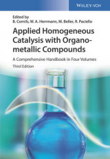 Omslag - Applied Homogeneous Catalysis with Organometallic Compounds