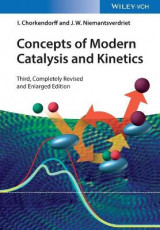 Omslag - Concepts of Modern Catalysis and Kinetics