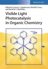 Omslag - Visible Light Photocatalysis in Organic Chemistry