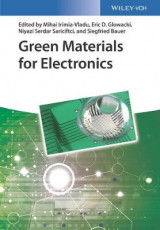 Omslag - Green Materials for Electronics