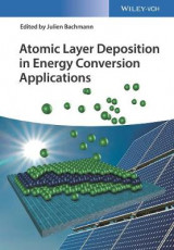 Omslag - Atomic Layer Deposition in Energy Conversion Applications