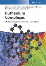 Omslag - Ruthenium Complexes