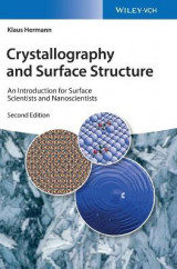 Omslag - Crystallography and Surface Structure
