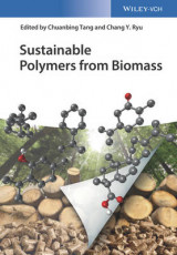 Omslag - Sustainable Polymers from Biomass