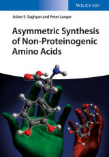 Omslag - Asymmetric Synthesis of Non-Proteinogenic Amino Acids