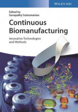 Omslag - Continuous Biomanufacturing