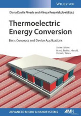 Omslag - Thermoelectric Energy Conversion