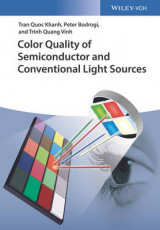 Omslag - Color Quality of Semiconductor and Conventional Light Sources