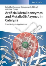 Omslag - Artificial Metalloenzymes and MetalloDNAzymes in Catalysis