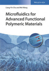 Omslag - Microfluidics for Advanced Functional Polymeric Materials