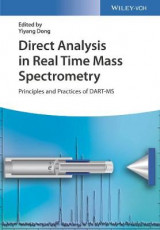 Omslag - Direct Analysis in Real Time Mass Spectrometry