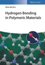 Omslag - Hydrogen Bonding in Polymeric Materials