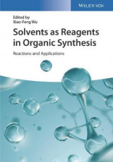 Omslag - Solvents as Reagents in Organic Synthesis