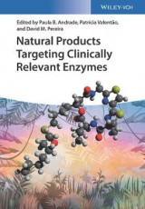 Omslag - Natural Products Targeting Clinically Relevant Enzymes