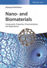Omslag - Nano- and Biomaterials