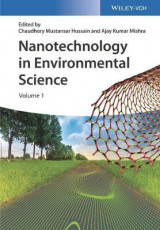 Omslag - Nanotechnology in Environmental Science
