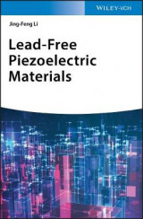 Omslag - Lead-Free Piezoelectric Materials