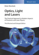 Omslag - Optics, Light and Lasers