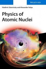 Omslag - Physics of Atomic Nuclei