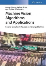 Omslag - Machine Vision Algorithms and Applications