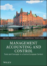 Omslag - Management Accounting and Control