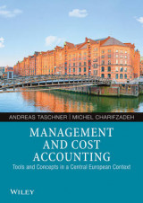 Omslag - Management and Cost Accounting