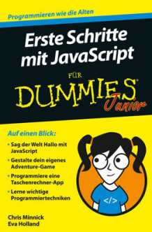 Erste Schritte mit JavaScript fur Dummies Junior av Chris Minnick og Eva Holland (Heftet)