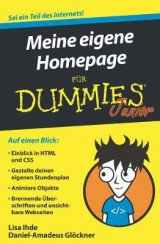 Omslag - Meine eigene Homepage fur Dummies Junior