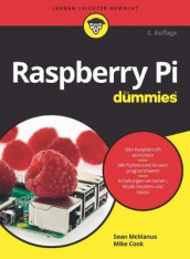 Raspberry Pi fur Dummies av Mike Cook og Sean McManus (Heftet)