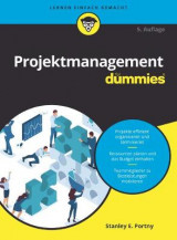 Omslag - Projektmanagement fur Dummies