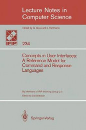 Concepts in User Interfaces av David Beech, Christian Gram, Hans-Jurgen Kugler, Ian Newman, Helmut Stiegler og Claus Unger (Heftet)