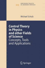 Control Theory in Physics and other Fields of Science av Michael Schulz (Innbundet)