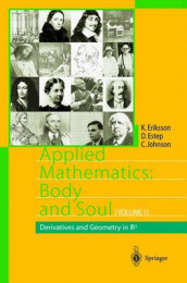 Applied Mathematics: Body and Soul av Kenneth Eriksson, Don Estep og Claes Johnson (Bok uspesifisert)