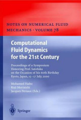 Omslag - Computational Fluid Dynamics for the 21st Century