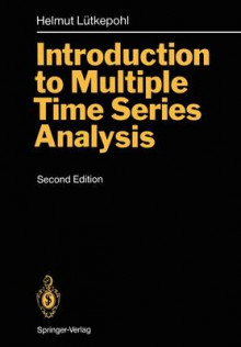 Introduction to Multiple Time Series Analysis av Helmut Lutkepohl (Heftet)
