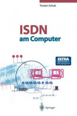 Omslag - ISDN Am Computer