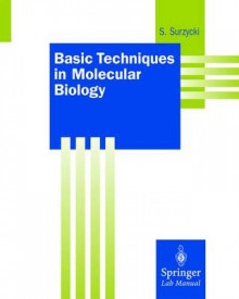 Basic Techniques in Molecular Biology av Stefan Surzycki (Heftet)